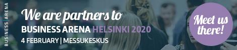 Business Arena Helsinki 2020
